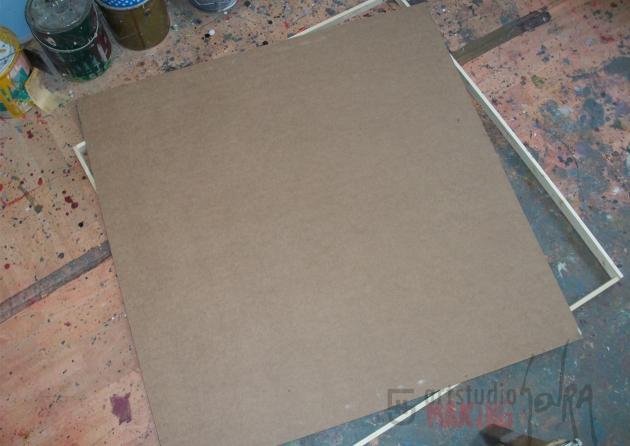 Cómo construir bastidores de madera | El Blog de Pintura de My Tale ...