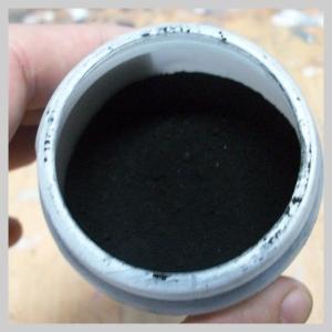 pigmentos negros