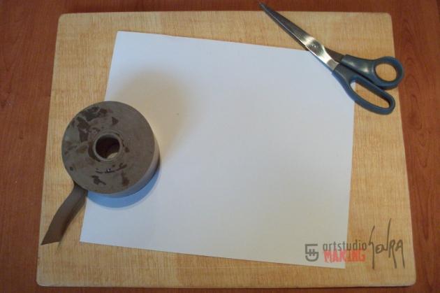 instrumentos preparación acuarela