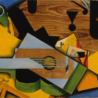 Juan Gris, el padre del cubismo