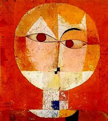 Resultado de imagen de paul klee obras epoca jinete azul