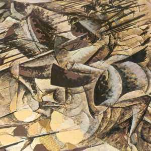 Umberto Boccioni Espacio Y Movimiento El Blog De Pintura De My