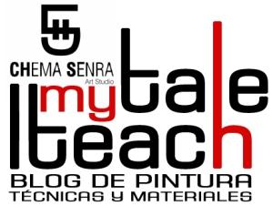my tale i teach logo