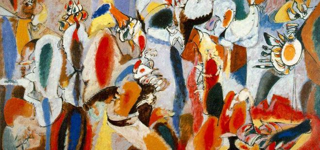 Resultado de imagen de arshile gorky expresionismo abstracto