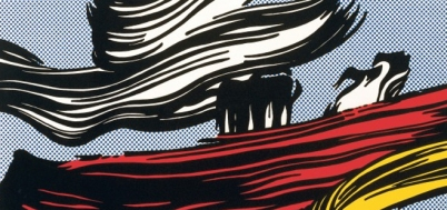 roy-Lichtenstein-pintura