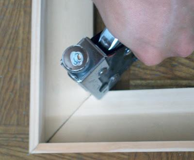 grapar listones de madera