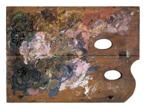 Paleta Paul Cezanne