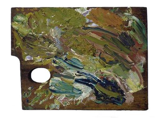 Paleta de Vincent Van Gogh