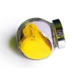 Pigmentos Amarillos en pintura
