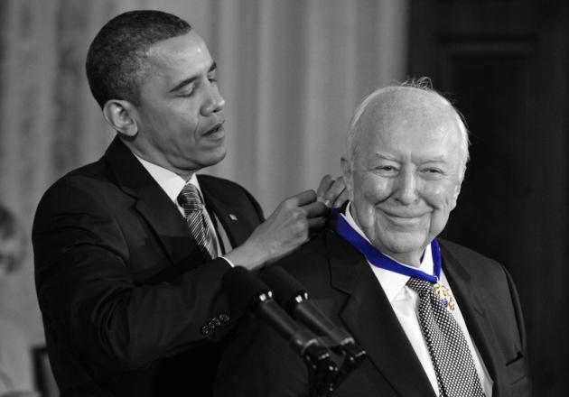Jasper Johns medalla